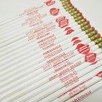 アドバタイジング・組織系  デイリークイーン アドバタイジング 鉛筆 デッドストック