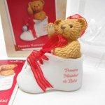 ツリーにつけるオーナメント  クリスマスオーナメント 2003年 プリンセスクマとベビーブーツ 箱付き