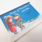 クリスマス ポストカードセット 4デザイン 30枚セット