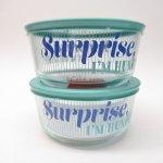 現行品・ガラス商品  パイレックス 4カップ 並行輸入品 Surprise