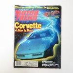 モーター系マガジン  ヴィンテージマガジン Motor Trend 1983年3月号