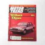 モーター系マガジン  ヴィンテージマガジン Motor Trend 1982年8月号