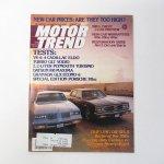 モーター系マガジン  ヴィンテージマガジン Motor Trend 1981年1月号