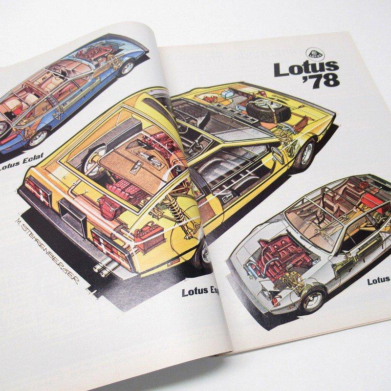 ヴィンテージマガジン Motor Trend 1978年8月号【画像6】