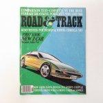 モーター系マガジン  ヴィンテージマガジン Road & Track 1983年8月号