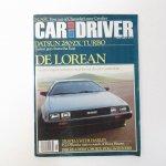 ヴィンテージマガジン Car & Driver 1981年5月号