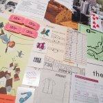 チケット、スコアパッドなどの紙物・紙モノ雑貨 紙モノアソート ヴィンテージペーパービッグセット I