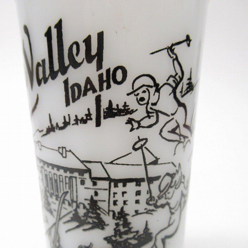 ヘーゼルアトラス お土産 タンブラー アイダホ州 サンバレースキー場【画像6】
