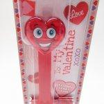 バレンタイン  バレンタイン PEZ 2020年度版 Happy Heart 未開封 詰め替えキャンディ付き
