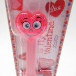 バレンタイン  バレンタイン PEZ 2020年度版 Silly Heart 未開封 詰め替えキャンディ付き