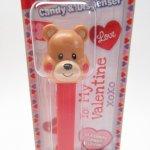 バレンタイン  バレンタイン PEZ 2020年度版 Love Bear 未開封 詰め替えキャンディ付き