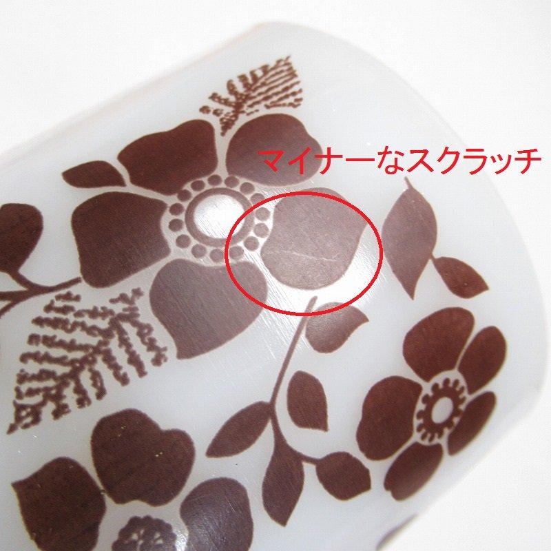 ファイヤーキング ベビーローズ マグ 茶【画像11】