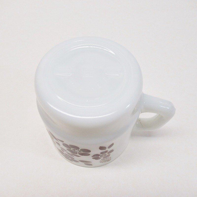 ファイヤーキング ベビーローズ マグ 茶【画像15】