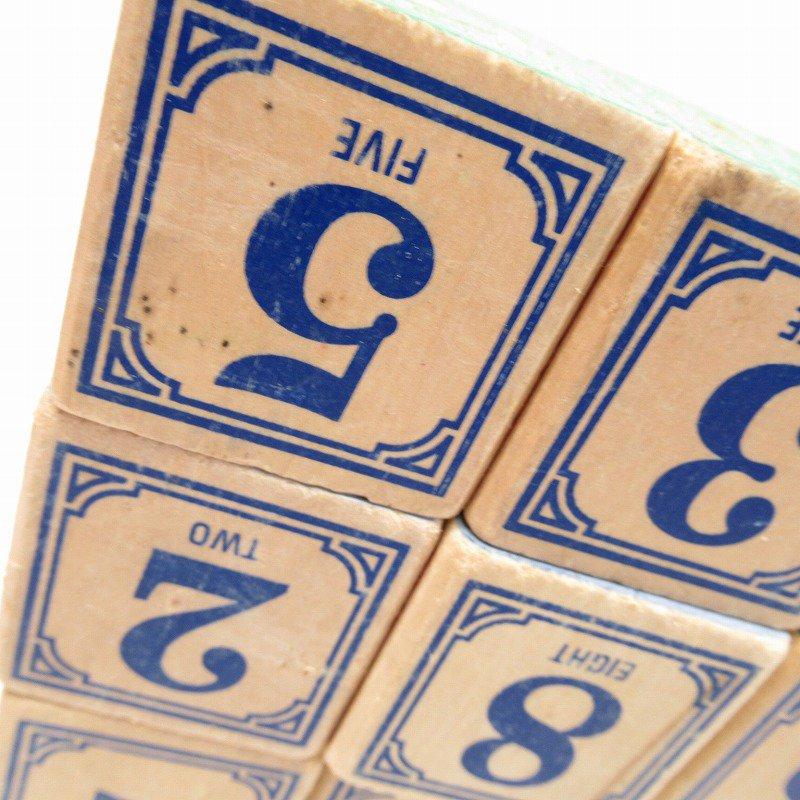 アルファベット ブロック 木製 20個セット【画像9】
