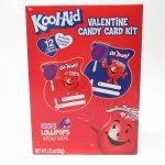 おつかいサービス&その他  クールエイド Kool Aid バレンタイン キャンディカードキット 並行輸入品
