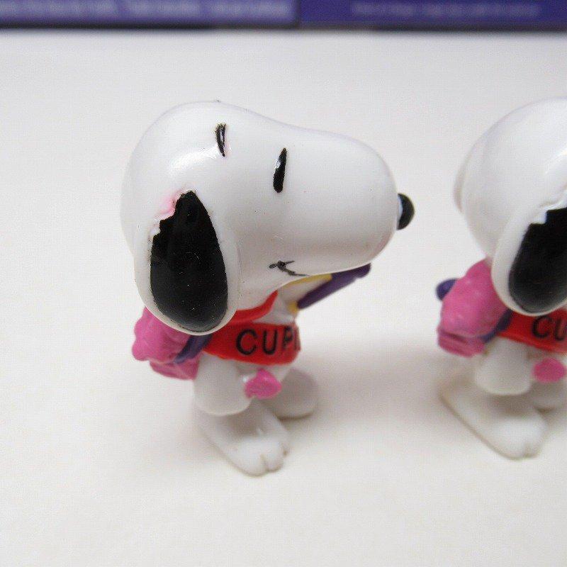 スヌーピー バレンタイン ホイットマンズ PVCトイ キューピッド【画像7】
