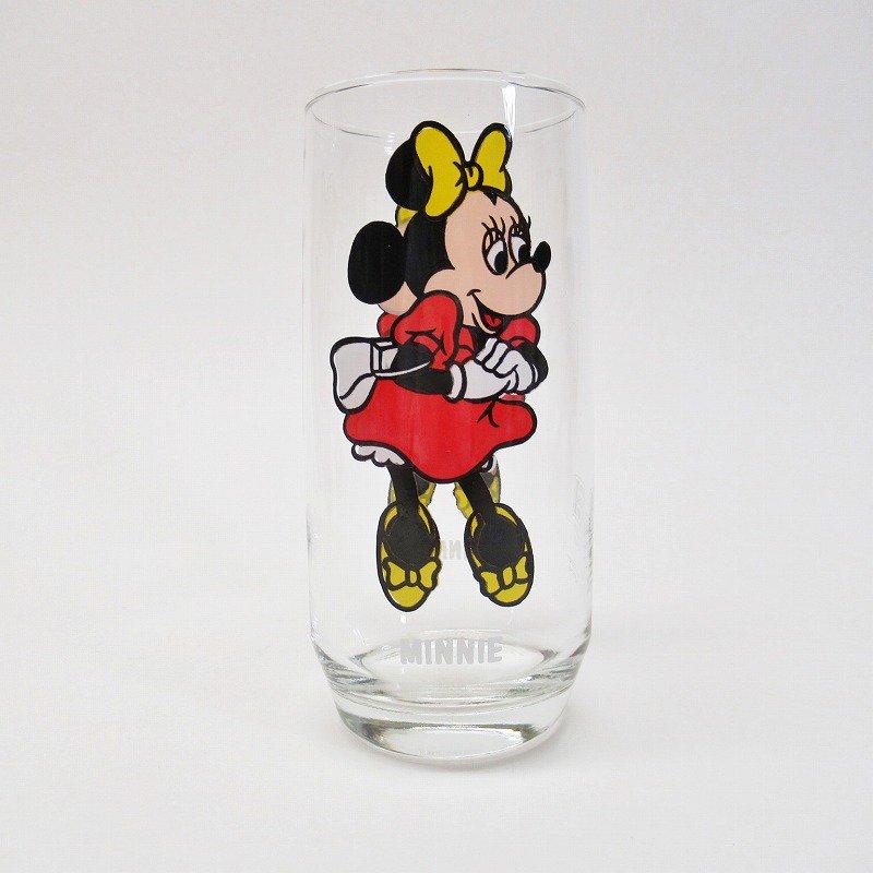 ミニー ペプシ販促グラス ディズニー シングルキャラクターズシリーズ【画像3】