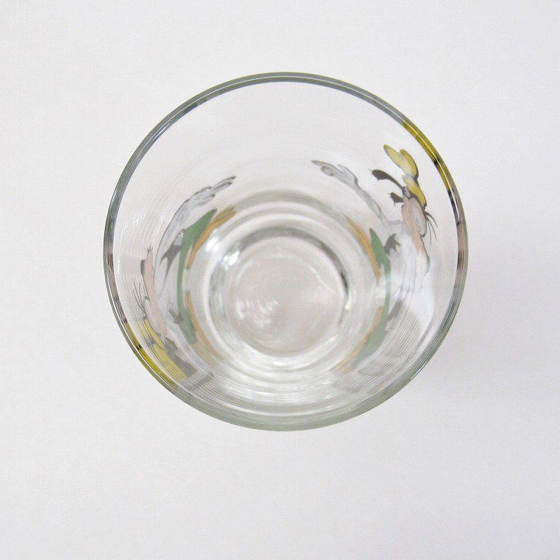 グーフィー ペプシ販促グラス ディズニー シングルキャラクターズシリーズ【画像6】