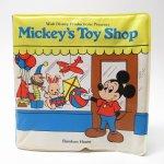 ディズニー  ミッキー ベビー用絵本 Mickey's Toy Shop