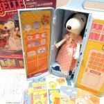 ぬいぐるみ・人形・フィギュア・トイ  スヌーピー&ベル ニッカーボッカー Show N' Go キャリーケースセット 箱付き
