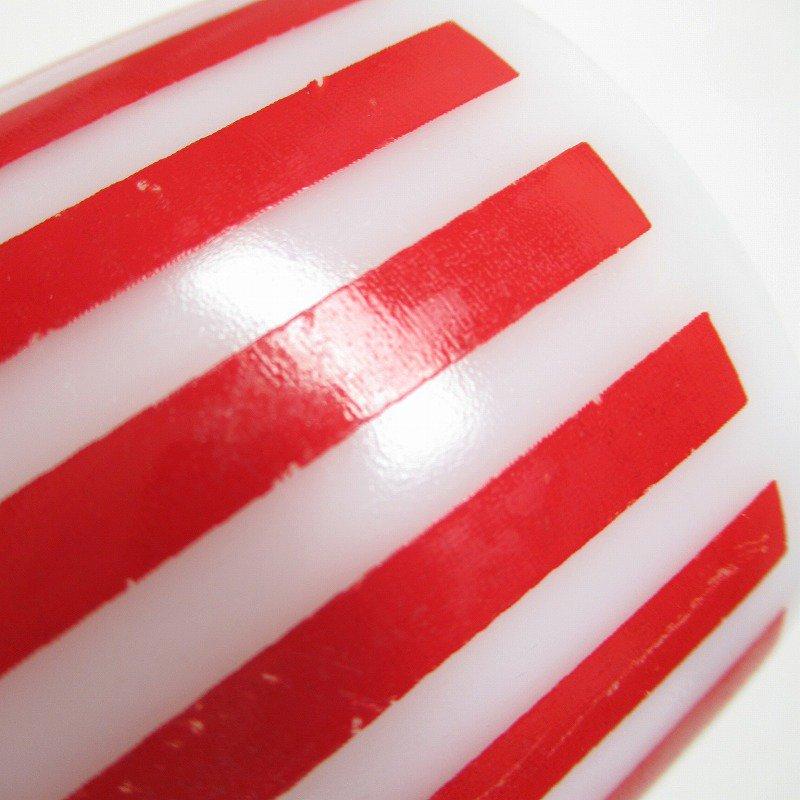 ヘーゼルアトラス キャディーストライプマグ 赤 A【画像25】