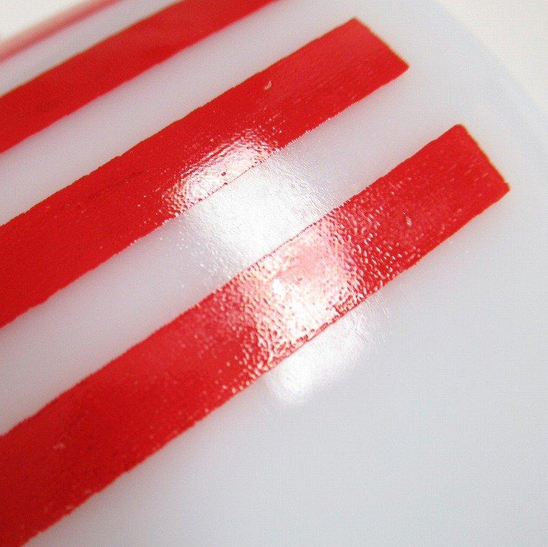 ヘーゼルアトラス キャディーストライプマグ 赤 B【画像11】