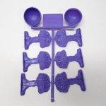 マクドナルド 1982年 ミールトイ ゴブリン ボーリング 紫