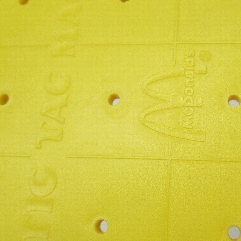 マクドナルド 1981年 ミールトイ Tic Tac Mac 初期バージョン【画像5】