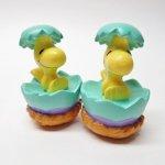 ぬいぐるみ・人形・フィギュア・トイ  スヌーピー イースター ホイットマンズ PVCトイ ウッドストックインエッグ