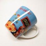 キッチン  ケロッグ ヴィンテージシリーズ Snap, Crackle, Pop! 陶磁器製マグ