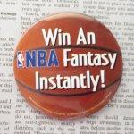 缶バッチ  マクドナルド ヴィンテージ 缶バッチ NBA Fantasy