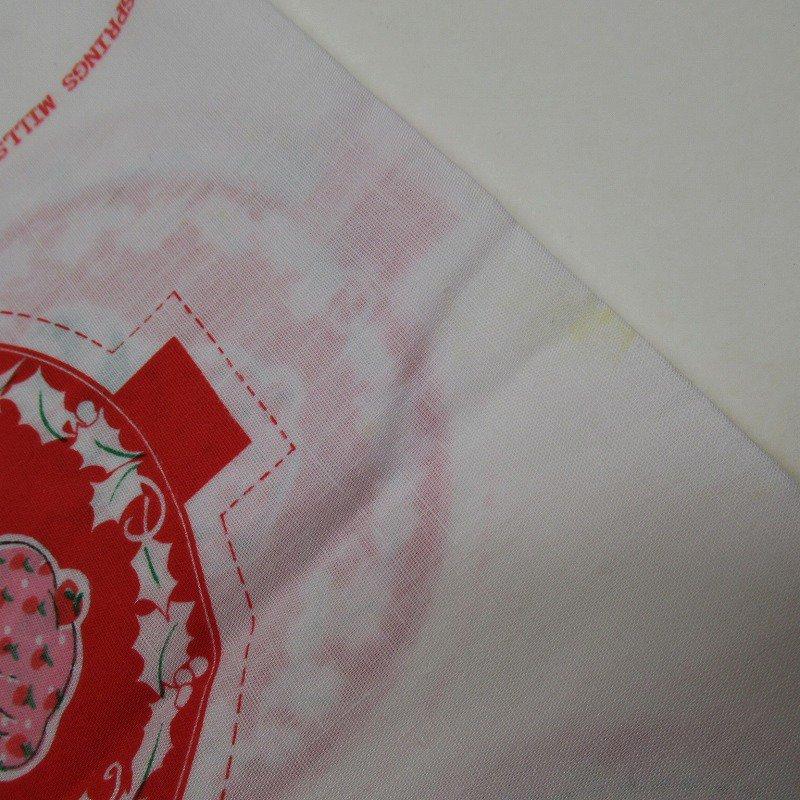 ストロベリーショートケーキ クリスマス オーナメント8個用 生地 B【画像12】
