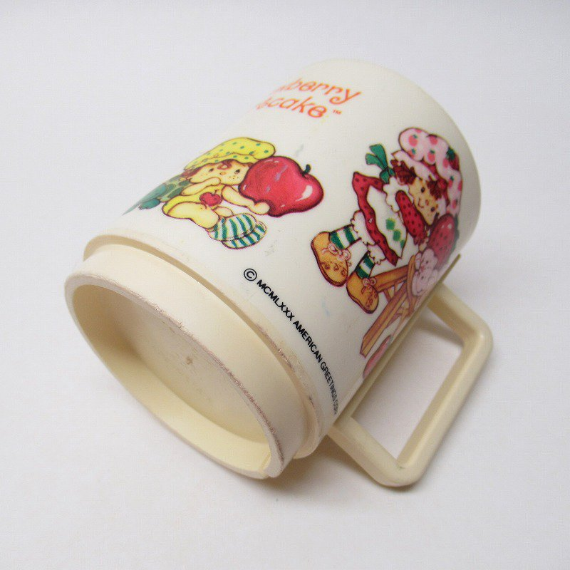 ストロベリーショートケーキ 米国製 プラスチックカップ A アウトレット【画像8】