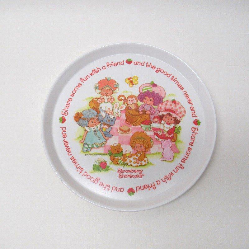 ストロベリーショートケーキ プラスチック製プレート B 【画像2】