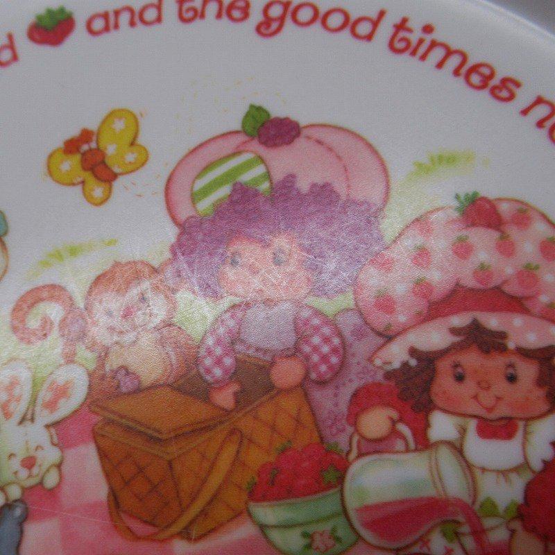ストロベリーショートケーキ プラスチック製プレート B 【画像6】