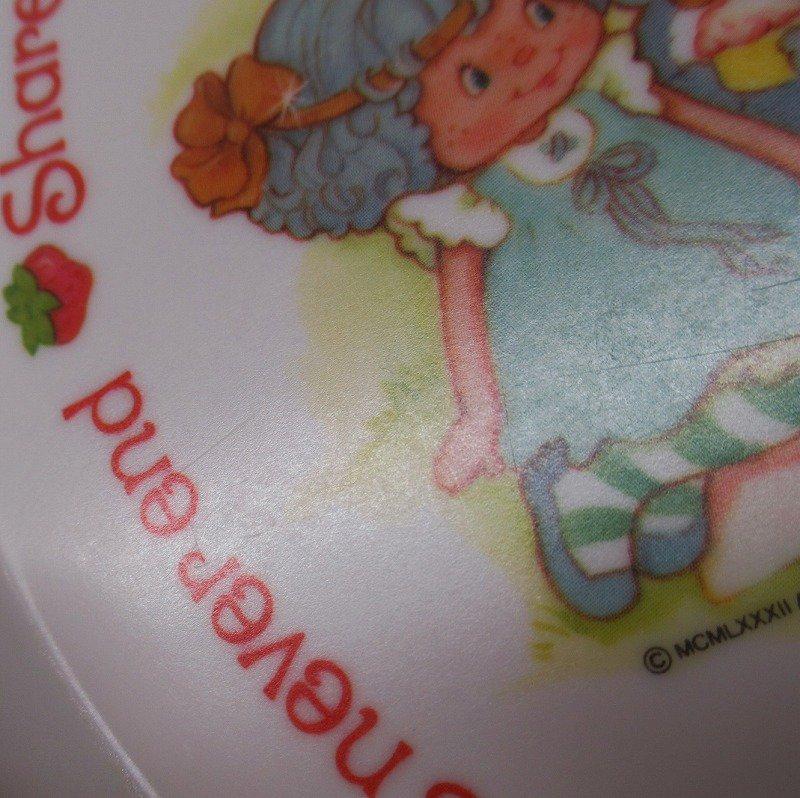 ストロベリーショートケーキ プラスチック製プレート B 【画像8】