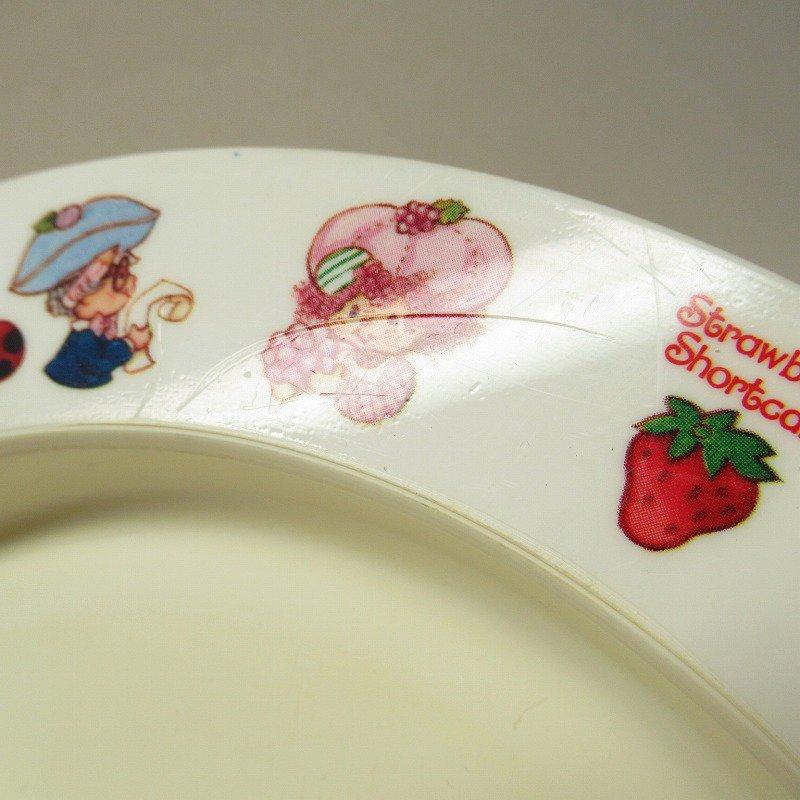 ストロベリーショートケーキ プラスチック製 3コンパートメントプレート A 【画像15】