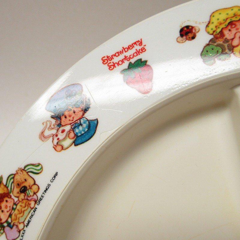 ストロベリーショートケーキ プラスチック製 3コンパートメントプレート A 【画像17】