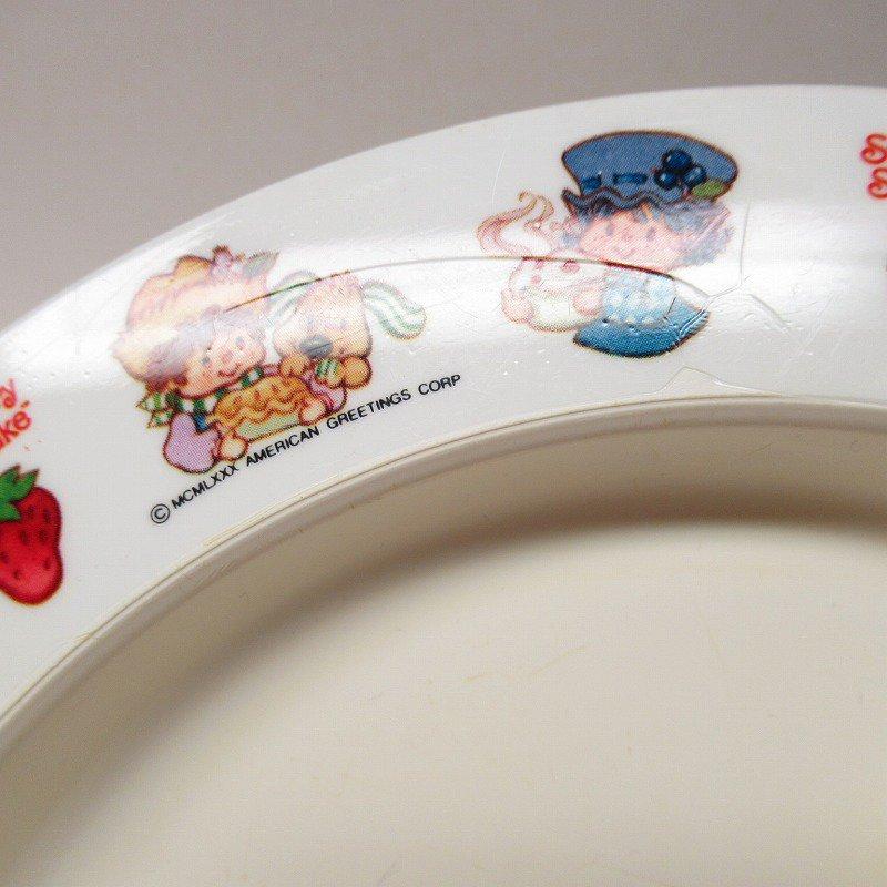 ストロベリーショートケーキ プラスチック製 3コンパートメントプレート A 【画像18】