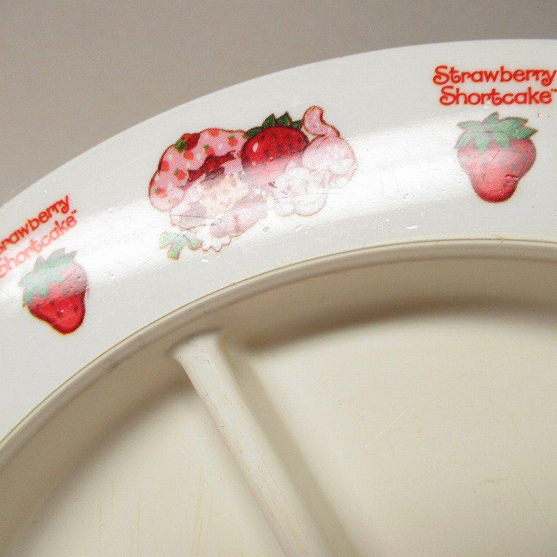 ストロベリーショートケーキ プラスチック製 3コンパートメントプレート A 【画像19】