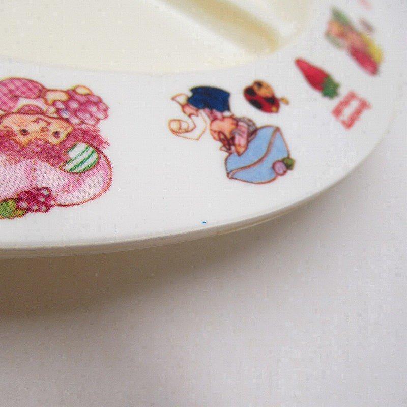 ストロベリーショートケーキ プラスチック製 3コンパートメントプレート A 【画像22】