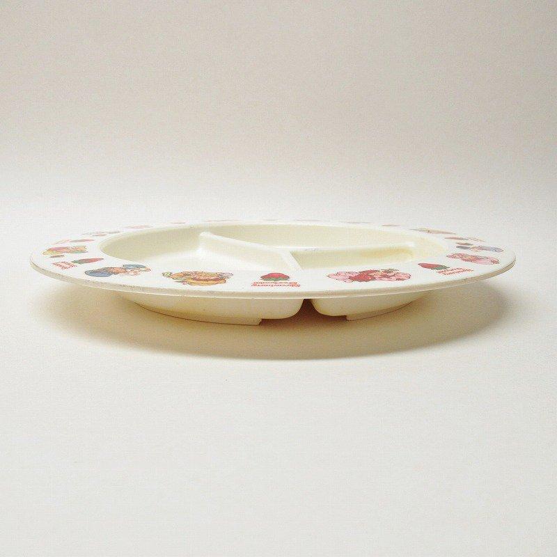 ストロベリーショートケーキ プラスチック製 3コンパートメントプレート A 【画像23】