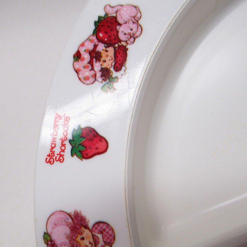 ストロベリーショートケーキ プラスチック製 3コンパートメントプレート B 【画像13】