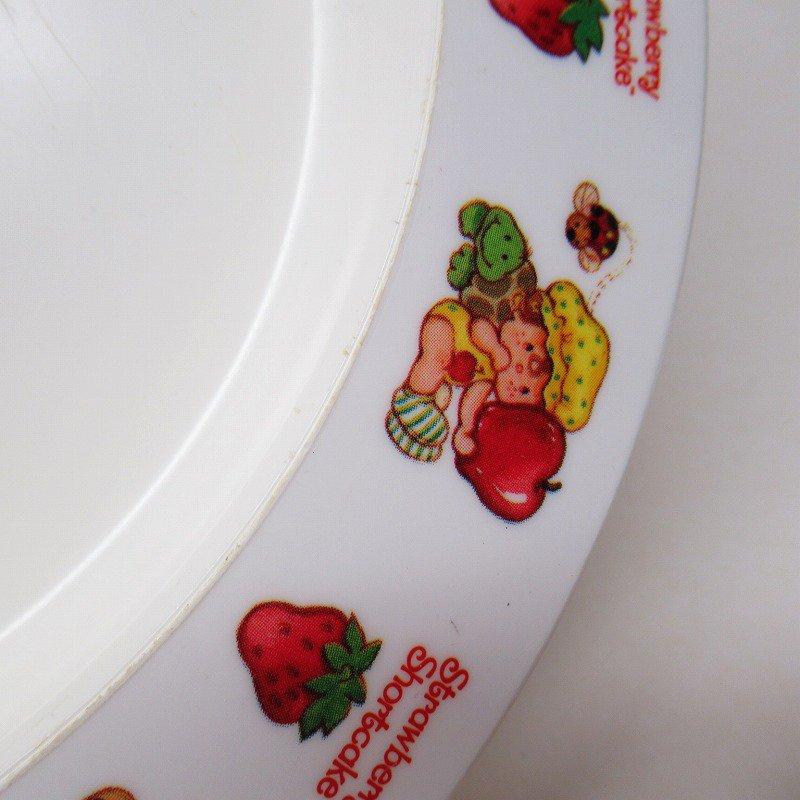 ストロベリーショートケーキ プラスチック製 3コンパートメントプレート B 【画像16】