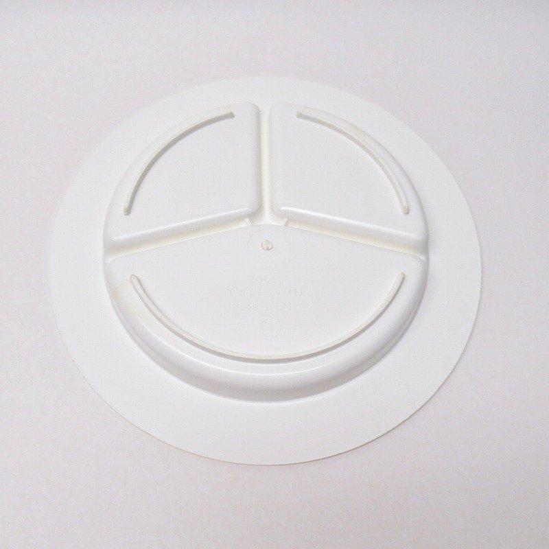 ストロベリーショートケーキ プラスチック製 3コンパートメントプレート B 【画像18】