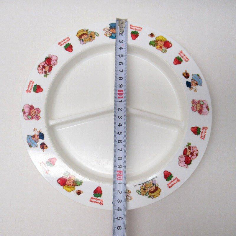 ストロベリーショートケーキ プラスチック製 3コンパートメントプレート B 【画像27】