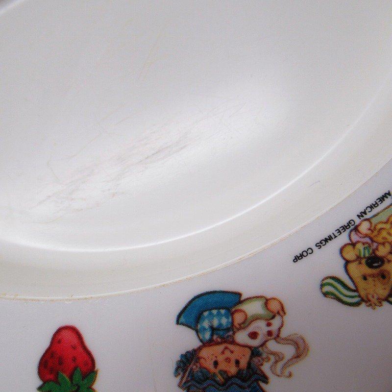 ストロベリーショートケーキ プラスチック製 3コンパートメントプレート B 【画像7】