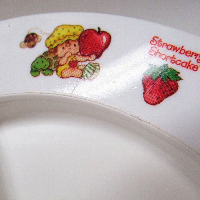 ストロベリーショートケーキ プラスチック製 3コンパートメントプレート B 【画像10】