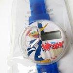 アドバタイジング・組織系  デイリークイーン ミールトイ ウッドペッカー 腕時計 デッドストック