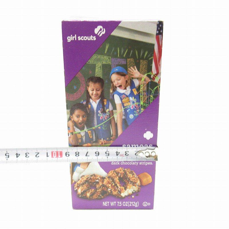 ガールスカウトクッキー Samoas ボックス【画像8】